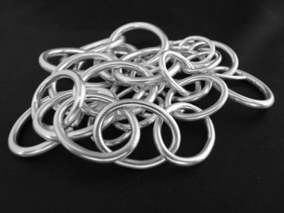chain in silver